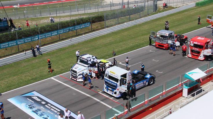 FIA ETRC, Misano Grand Prix Truck 2017