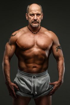 Building Muscles After 60: For some reasons, an average person has more natural muscle mass on his/her body when he/she is younger than when he/she gets older. Muscular natural development process progresses slower as we age. It does not mean that an individual of 60 years of age and beyond cannot acquire a healthy, muscular physique: yes he can. While older adults don't build muscles as fast as the younger ones, but they can still attain notable increases - Read on ....