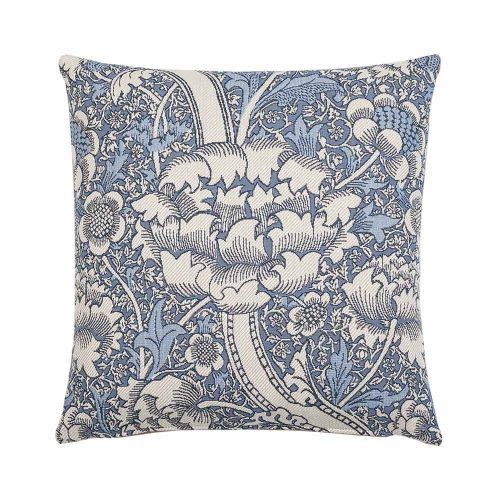 The Morris Wandle Tapestry Cushion Cover is a lovely tapestry cushion cover, part of the tapestry collection at English Heritage. Buy the Morris Wandle Tapestry Cushion Cover online at the English Heritage shop. Next day delivery available.