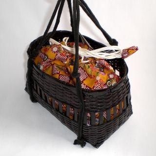 KAGO KINCHAKU, 3way bag