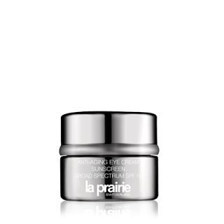 Powerful anti-wrinkle cream for the delicate skin around the eyes. Let Anti-Aging Eye Cream SPF 15 shield your most vulnerable skin with eye-specific sun care and powerful wrinkle reducers. This advanced eye cream also contains botanicals for a veil of moisture that delivers steady, consistent hydration.