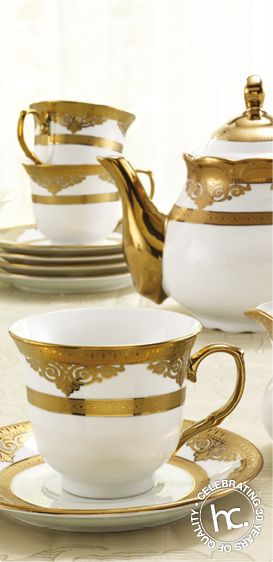 Anita tea set