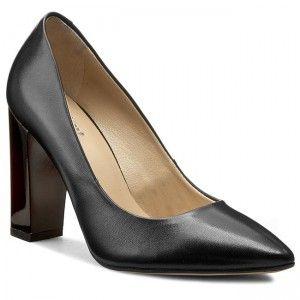 Pantofi EKSBUT - 16-3850-155-1G Czarny Lic