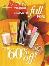 Avon Brochure - Fragrance Flyer. Due date Oct 22, 2013. Email me if you need any assistance or have any questions.