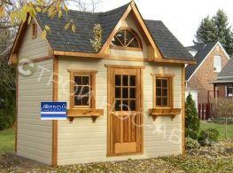 """Каталог - Садовые домики. Строительство под ключ недорого. Цены, фото. Компания Строй Нес Аб. - СД """"Амина"""" 2,0х3,0"""