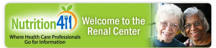 How much do you know about the renal diet?