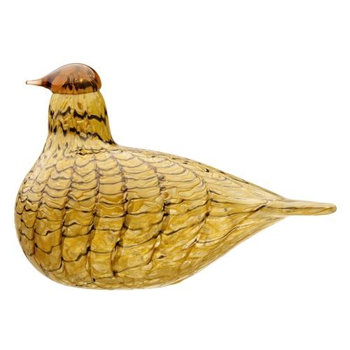 iittala Toikka Summer Grouse Glass Bird £155 Free Shipping