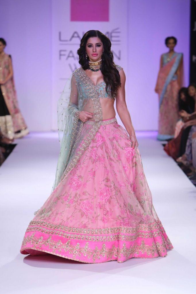 Lakme Fashion Week Winter/Festive 2014 : Anushree Reddy