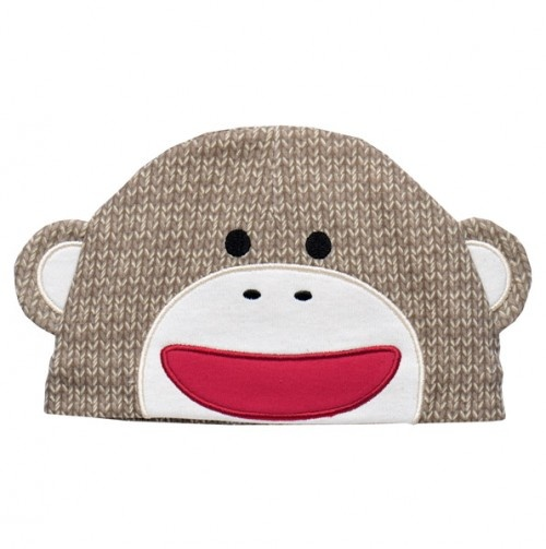Sock Monkey Cap