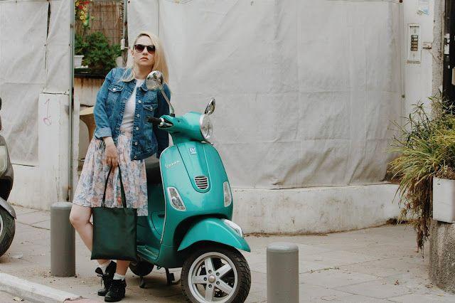 Ana Siesta : 80s vibes