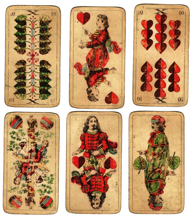 This is a really fun European card game that I've been playing.  The set of cards I'm playing with is worn.....Anybody know where I can get another set?