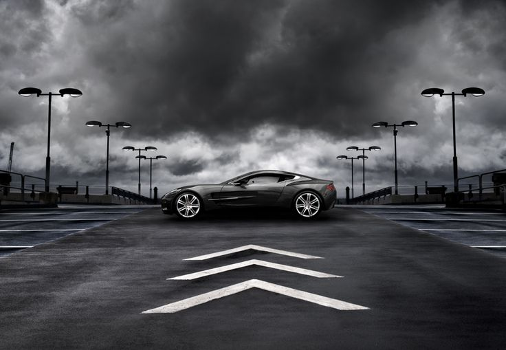 aston martin one77 by Tim Wallace on 500px