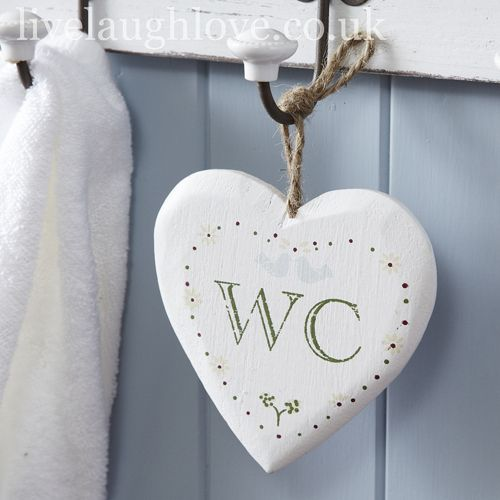 78 best images about bathroom on pinterest shabby chic bathrooms shabby chic and vintage - Wc chic ...