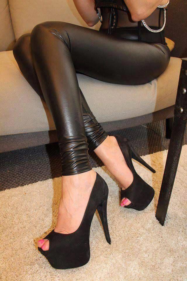 frauen, die sex in high heels