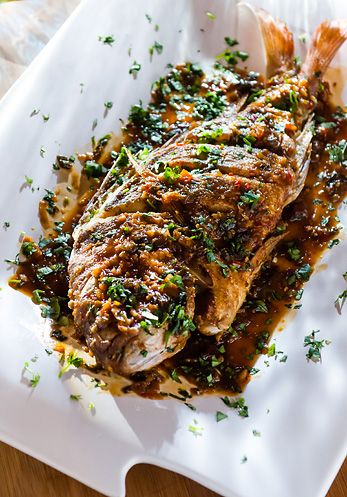 77 best images about whole fish on pinterest baked for Whole fish recipes