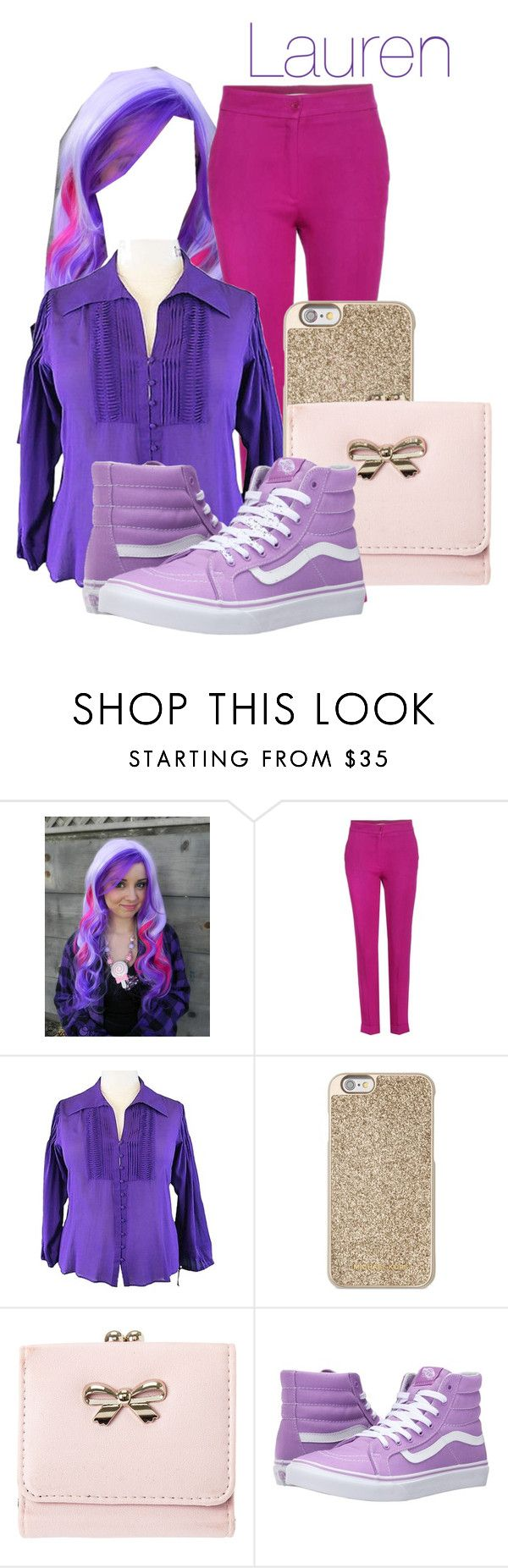 """Lauren (Mr. Stubborn's daughter)"" by dairyqueen55 ❤ liked on Polyvore featuring Etro, Marina Rinaldi, Michael Kors and Vans"