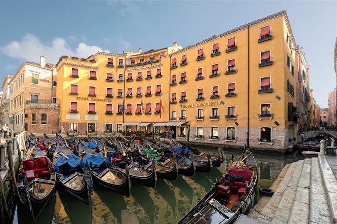 VIP Upgrades - #Albergo Cavalletto & Doge Orseolo #Venice #Italy