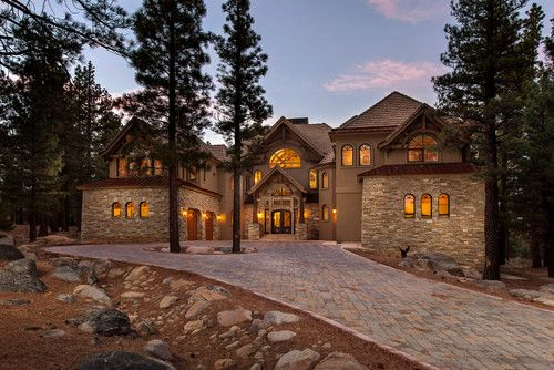 Mountain Home Design Pictures Remodel Decor And Ideas