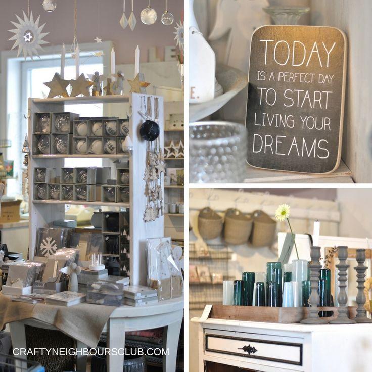 Shopvorstellung Lykketraef und ein DIY für Winterkränze