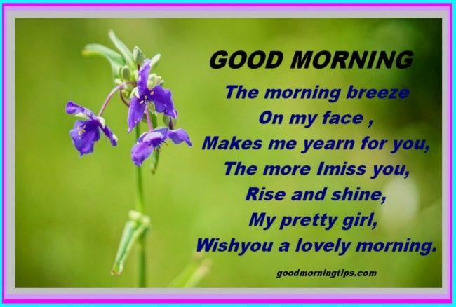 CUTE GOOD MORNING TEXTS  #GoodMorningText #GoodMorningPoems #GoodMorningQuotes
