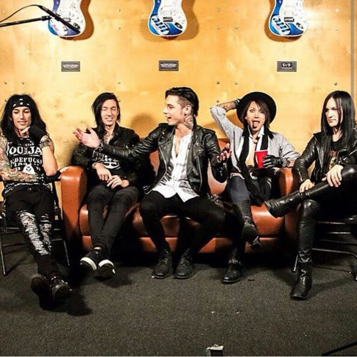 Who Is Cc From Black Veil Brides Hookup