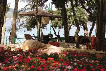 Camping Soline in Croatia  #Croatie #sea #mer