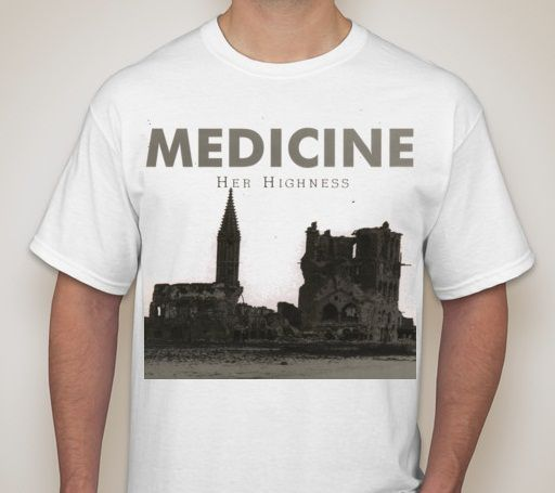 TS: medicine - her highness