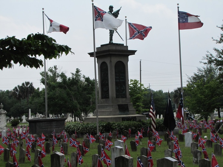 In South Carolina, Confederate Memorial Day occurs annually on May 10. It is held on other days in other states but generally sometime in the spring. Regardless of timing, it is held as a day to honor the memory of Southerners who died during the WBTS. The day was especially chosen for Stonewall Jackson who died May 10, 1863, after being wounded at Chancellorsville.