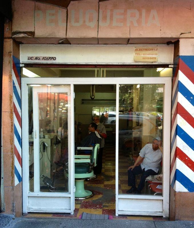 Peluqueria dise os de salones de belleza pinterest - Salon de diseno ...