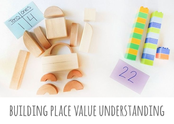 The mathematical concept of place value is an essential one for young learners to grasp. Place value understanding will help children move on – and thrive – with more advanced math.