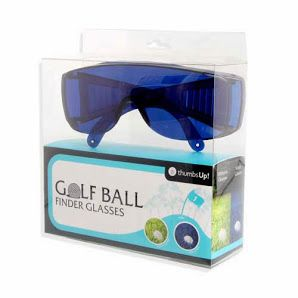 Bargain City - Product - thumbsUp! Golf Ball Finder Glasses