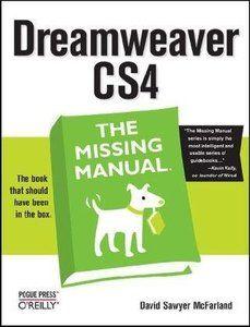 Dreamweaver CS4: The Missing Manual (Repost)