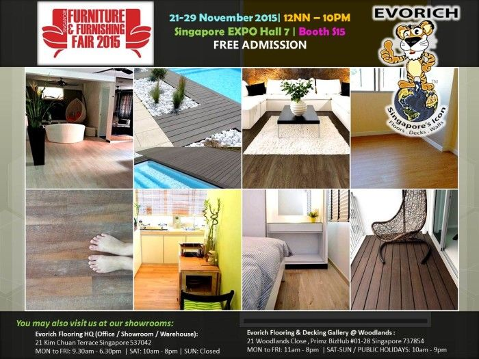 19 best EVORICH Flooring Events EXPO images on Pinterest
