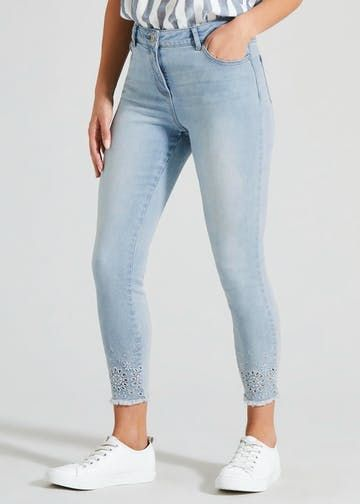 844adc0c61 Womens Jeans - Bootcut, Skinny & Ankle Grazer, Page 2 in 2019 ...