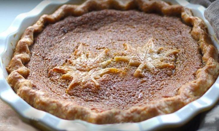 Laissez-vous charmer pour cette tarte au sirop d'érable INCROYABLEMENT délicieuse