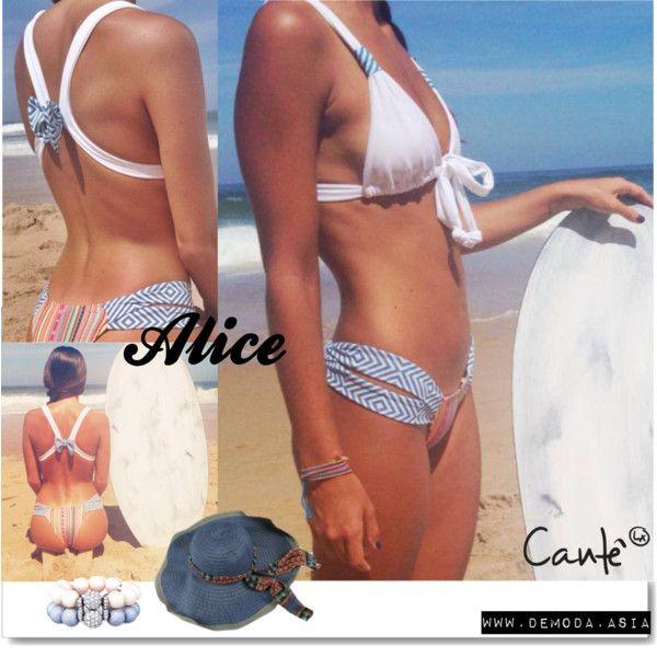 Alice by CANTE on De Moda Asia