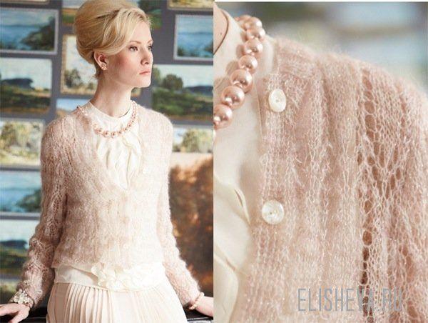 Вязаная одежда и аксессуары для женщин и мужчин, модные в 2014-2015 году – заметки созерцателя   Блог elisheva.ru
