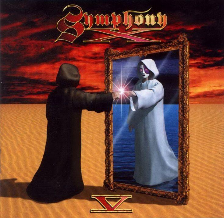 Album: V The New Mythology Suite. Band:  Symphony X (2000)