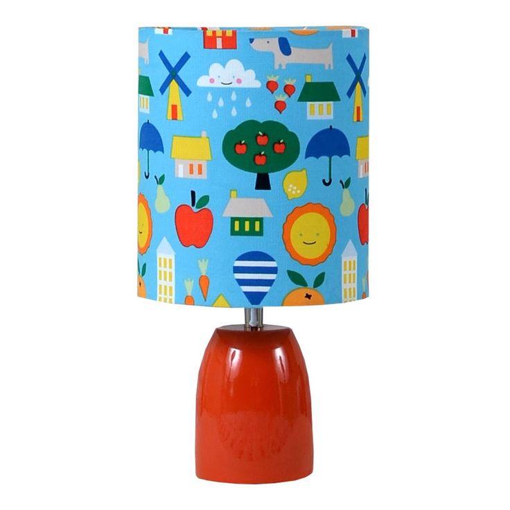 Little City Bedside Lamp