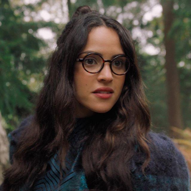 Adria Arjona cast as Anathema Device in Amazon's Good ...