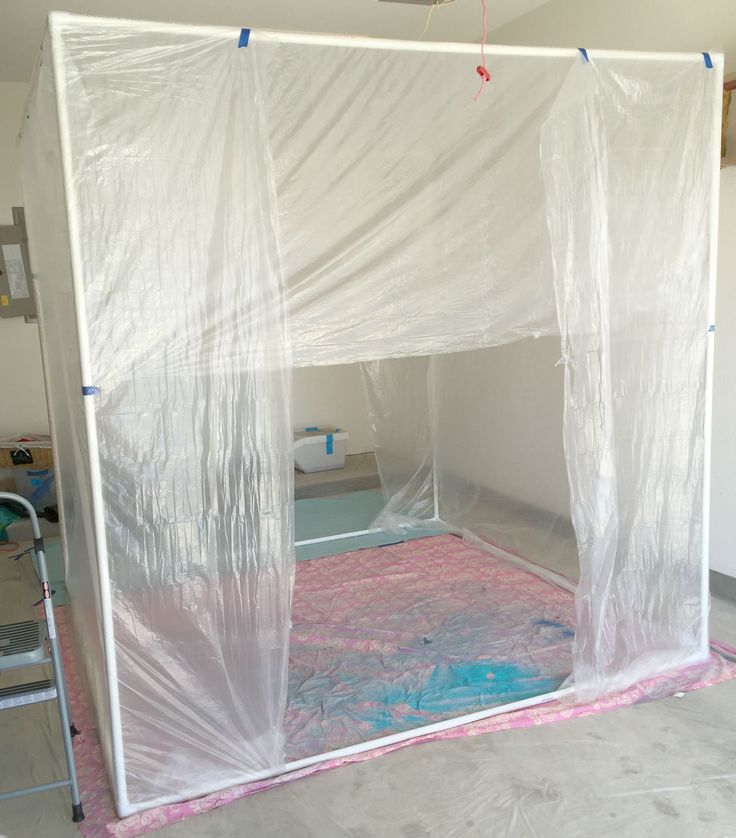 How to Create a Spray Paint Booth – Everything you see, I owe to spaghetti