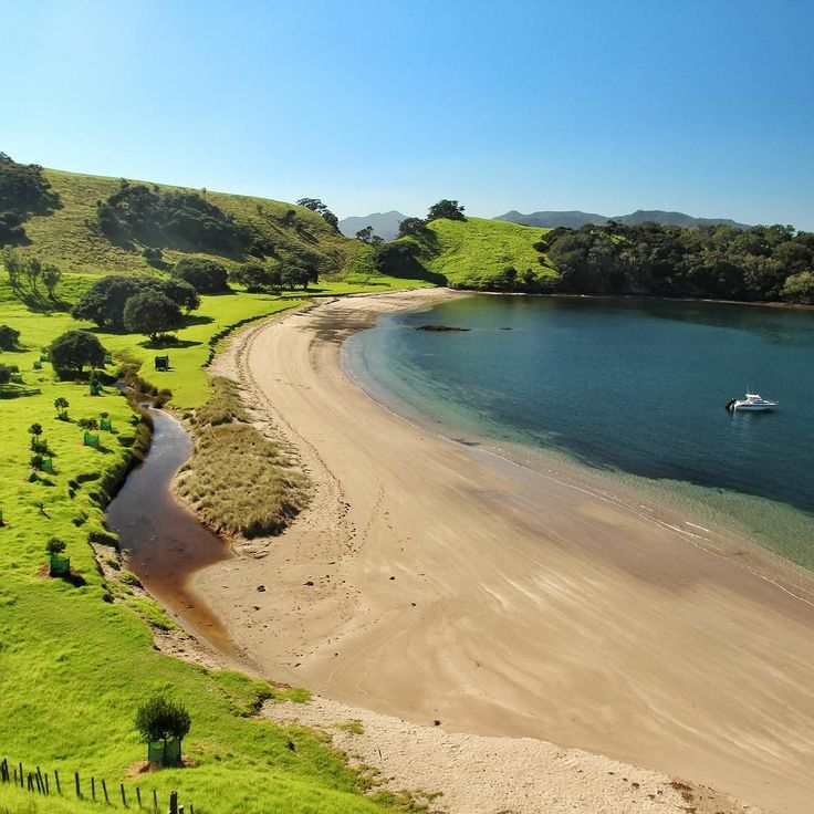 Want to be alone on a beach?  Come to #NewZealand! - @theglobalcouple on Instagram