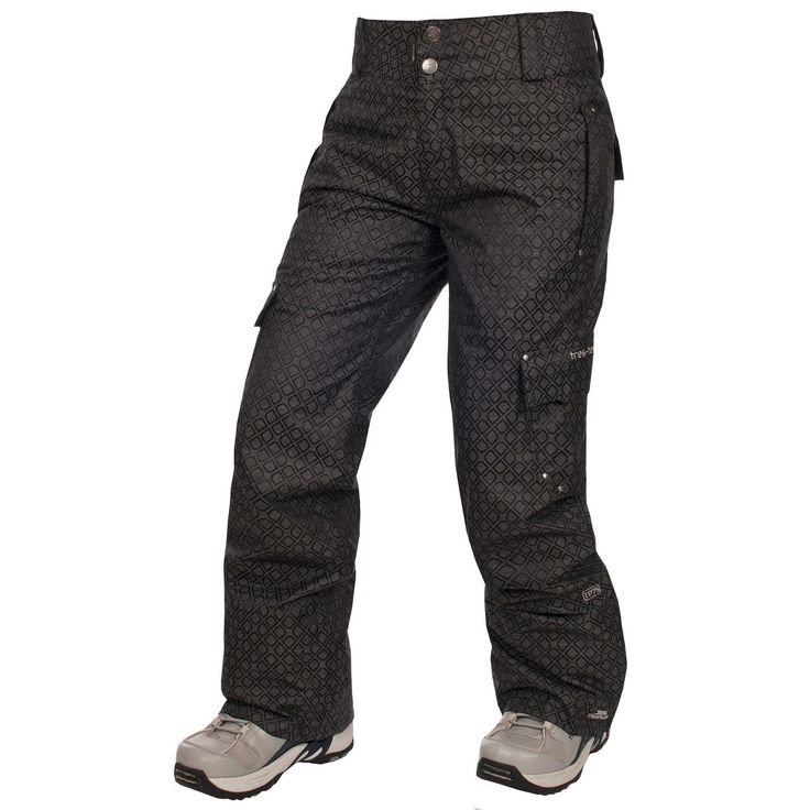 Trespass Womens/Ladies Ditch Ski Trousers
