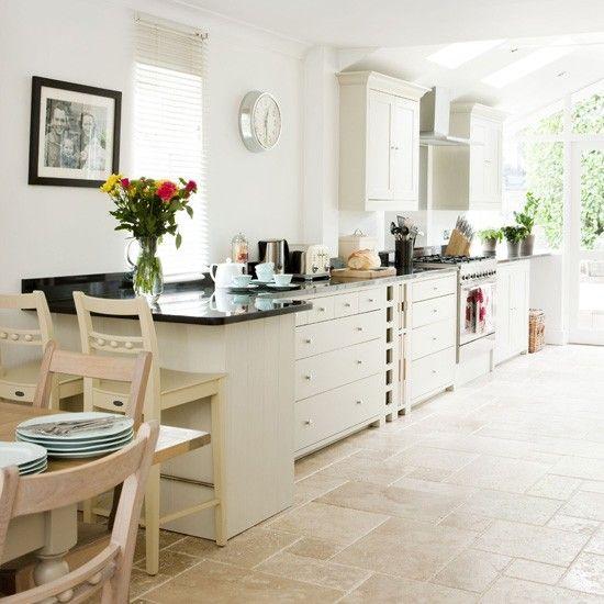 White country kitchen | Country kitchen ideas | housetohome.co.uk