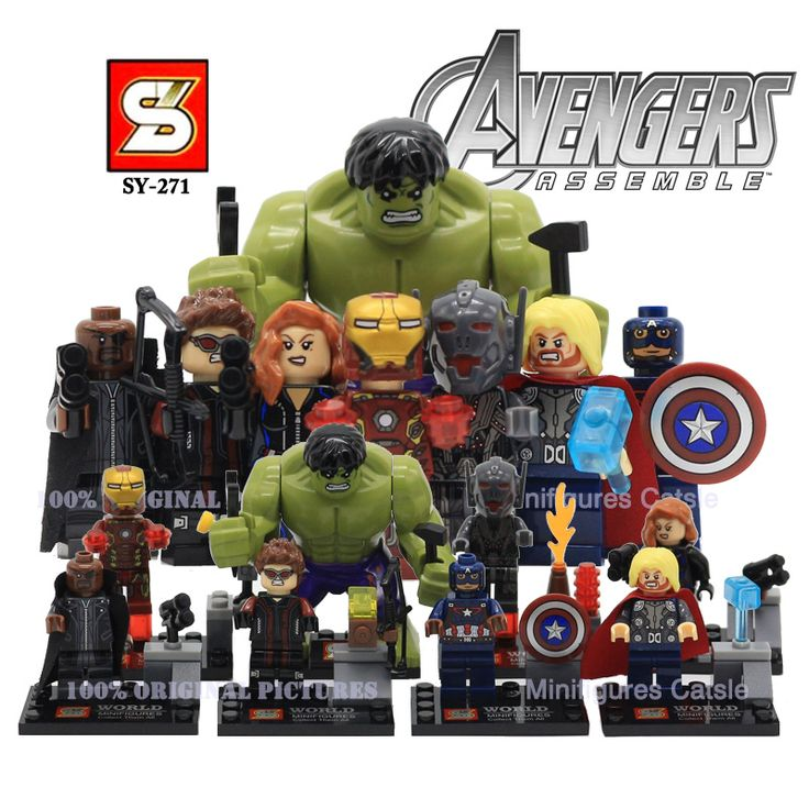 Marvel The Avengers 2 Age of Ultron Action Civil War Minifigures  $11.02 and FREE shipping  Get it here --> https://www.herouni.com/product/marvel-the-avengers-2-age-of-ultron-action-civil-war-minifigures/  #superhero #geek #geekculture #marvel #dccomics #superman #batman #spiderman #ironman #deadpool #memes