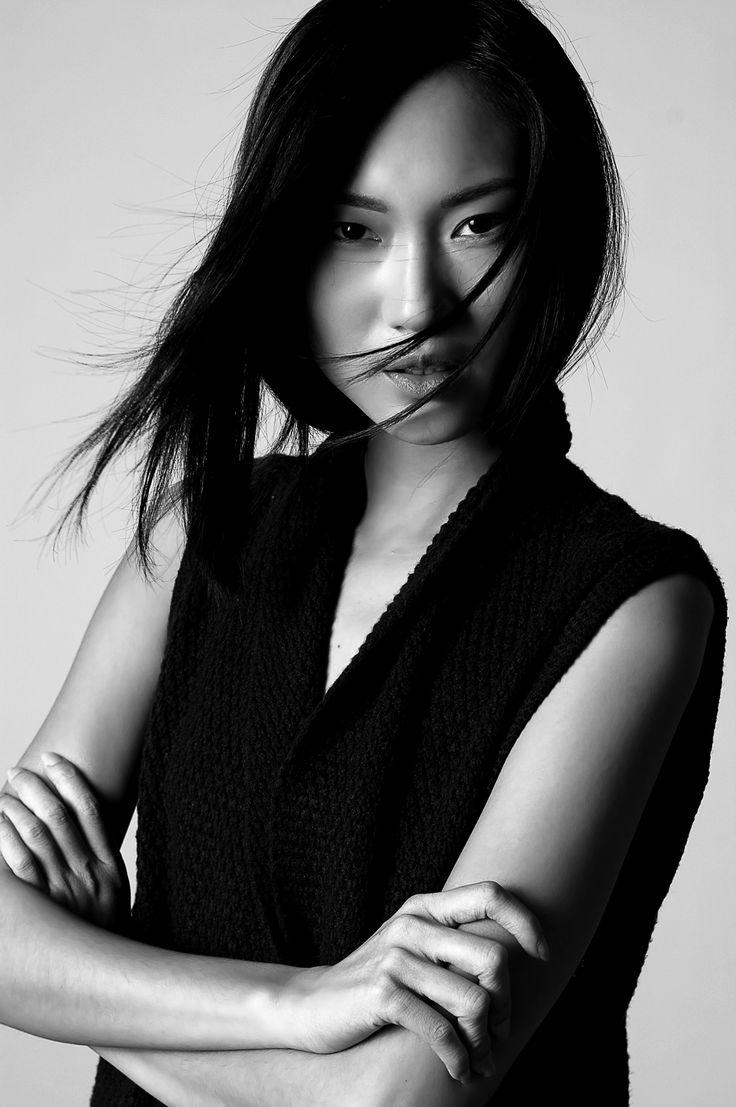Model : Gani / Merry Model Hair & Makeup : shirleentmakeupartist  Photographer : Asti Tiara Bachtiar   #photography #bw #black #white #classic #classy #model #fashion #style #streetstyle #street