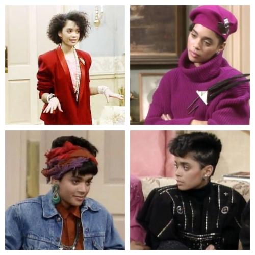 Lisa Bonet aka Denise Huxtable- 80's Fashionista!