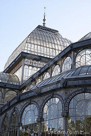 Madrid, Palacio de Cristal Spain