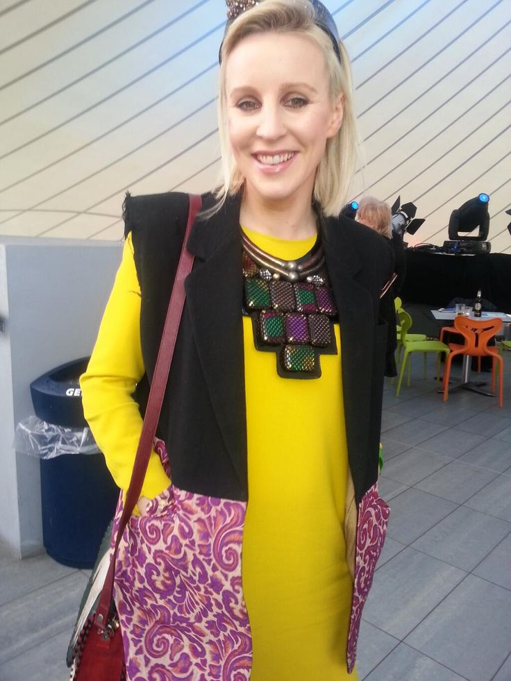 Twitter / DeeMcQuillan: Joanne Hynes vibrant as ever ...