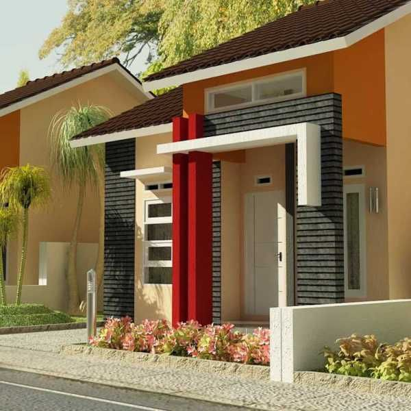 Desain Rumah Kecil Minimalis Yang Unik 43 Rumah Minimalis Rumah Denah Rumah